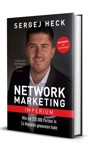 Network Marketing Imperium - Sergej Heck